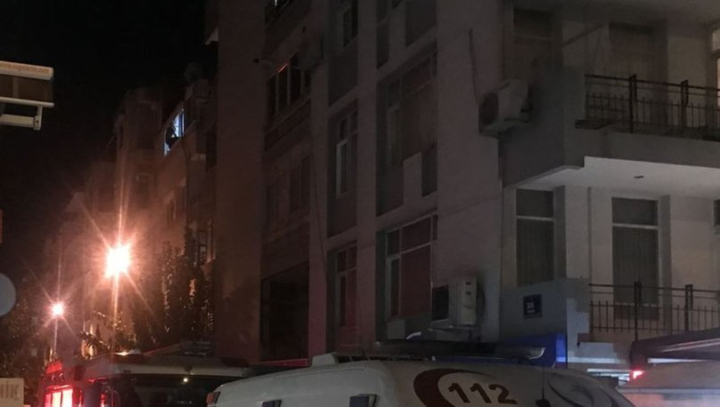 İzmir'de pencereden sarkarak polise direnen cezaevi firarisi teslim oldu