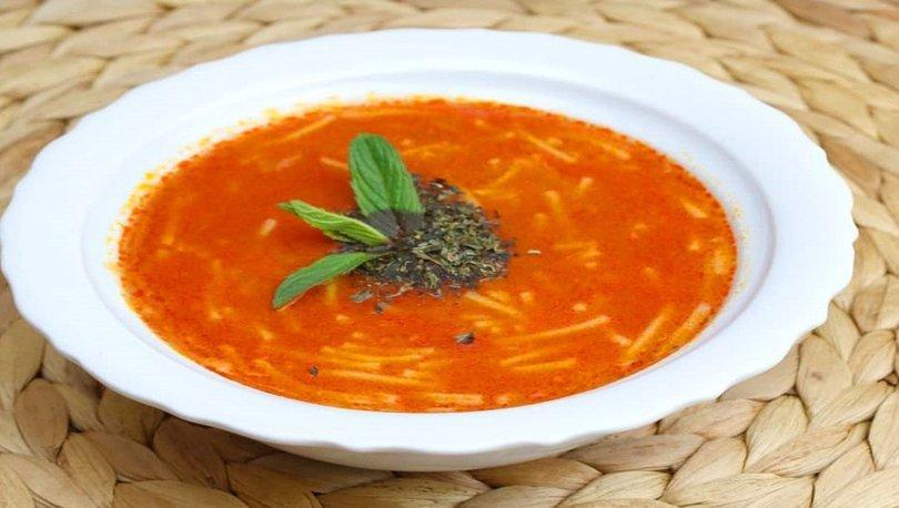 Tel şehriye çorbası tarifi, nasıl yapılır?