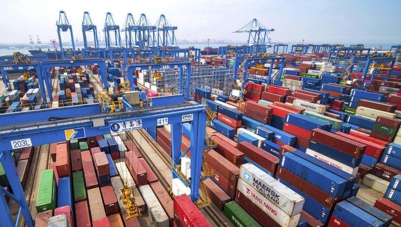 Eylül'de Çin'in ithalat ve ihracatı sert yükseldi