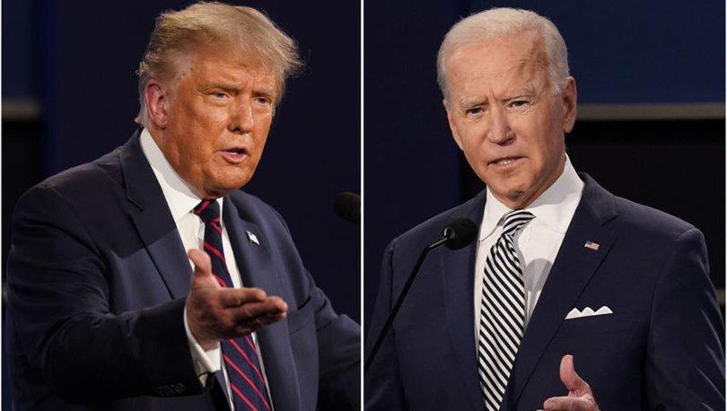 Trump'tan Biden'a alaylı yanıt! - ABD Seçimleri 2020 Haberler