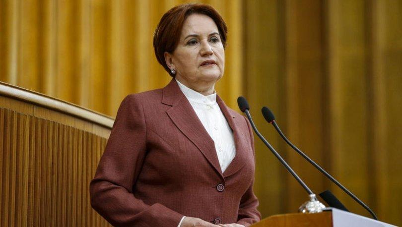 Son dakika! İYİ Parti lideri Akşener: Milletin sabır taşı çatlamak üzere - Haberler