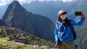 Koronavirüs: Machu Picchu harabeleri, 7 aydır mahsur olan Japon turist için ziyarete açıldı