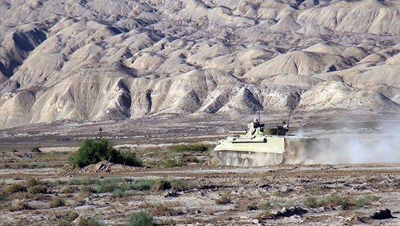 Azerbaycan ordusu Ermenistan'ın saldırı girişimlerini önledi - Haberler