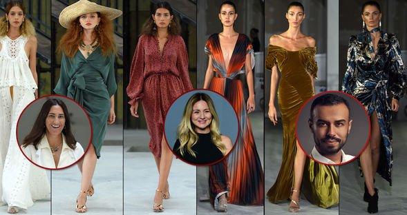 Moda haftasına özel tasarımlar