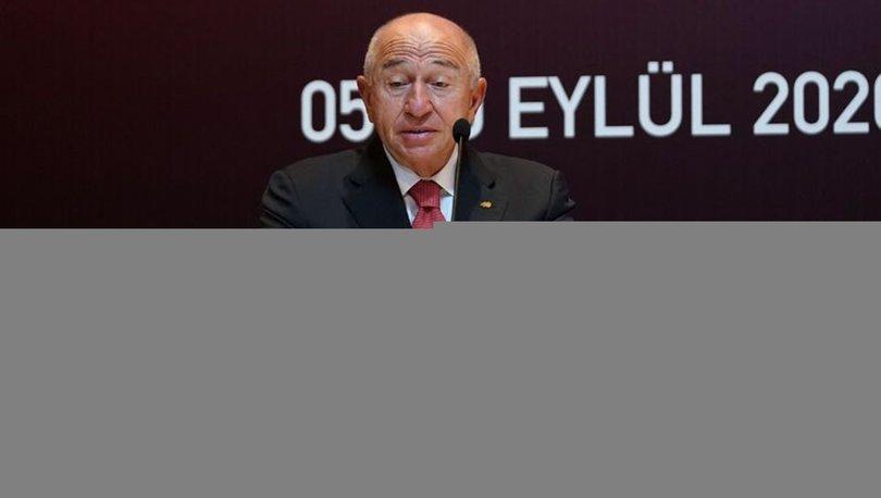 TFF Başkanı Özdemir: Milli Takımımız daha iyiye gidiyor