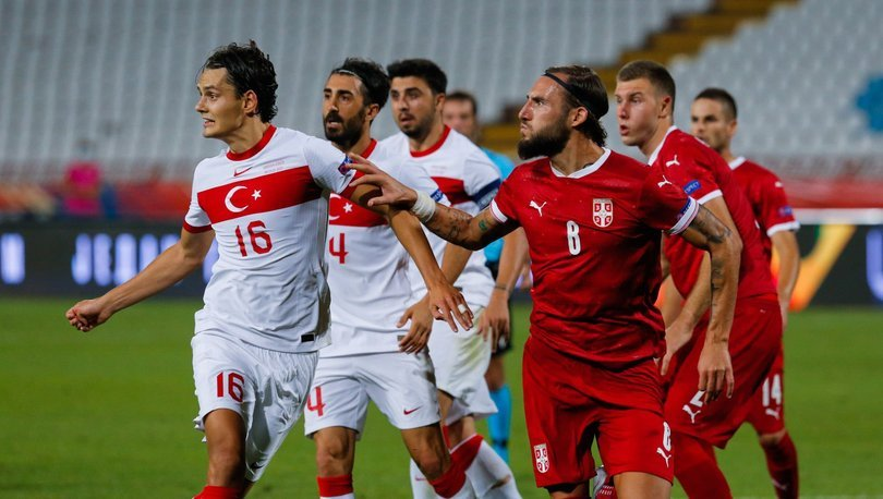 Sırbistan'da 7 futbolcu Türkiye'ye getirilmedi