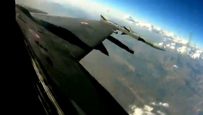 Son dakika: MSB: Irak'ta 2 terörist etkisiz hale getirildi