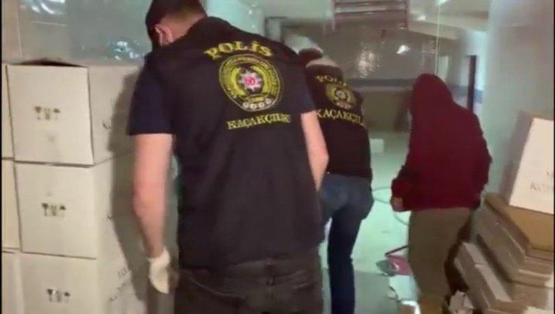 Son dakika şoke eden olay! 6 ton etil alkol! İstanbul'da ele geçirildi! - Haberler