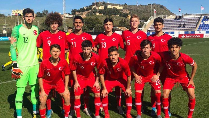 Genç Milli Futbol Takımı'nın aday kadrosu açıklandı