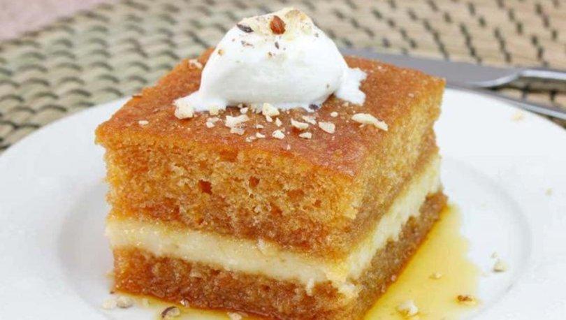Ekmek Tatlısı tarifi, nasıl yapılır? Ekmek Tatlısı yapılışı ve malzemeleri