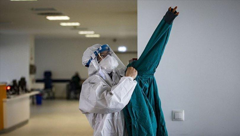 Son dakika... Koronavirüs salgınında yeni hasta sayısı 1632
