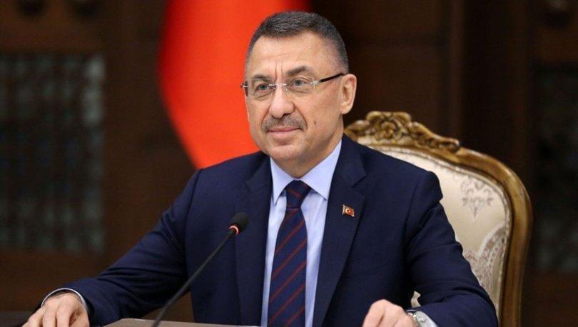 Fuat Oktay'dan CHP lideri Kılıçdaroğlu'na Kıbrıs eleştirisi