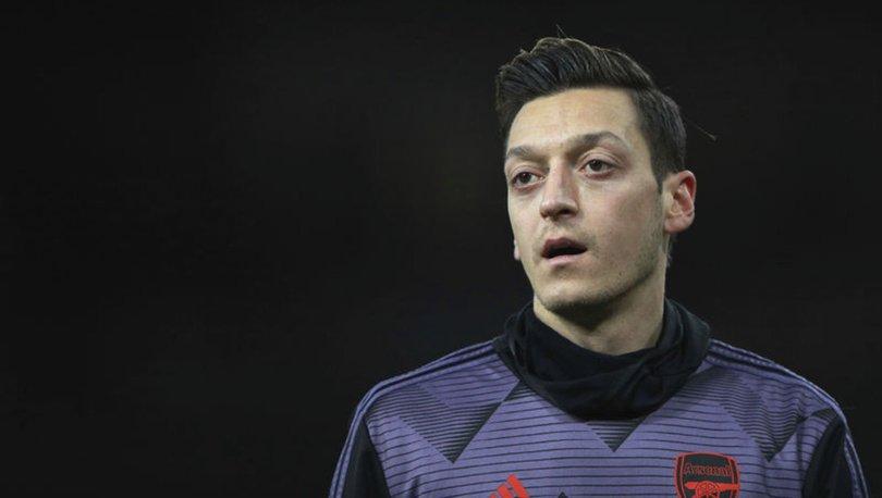 Mesut Özil'den Azerbaycan'a destek mesajı