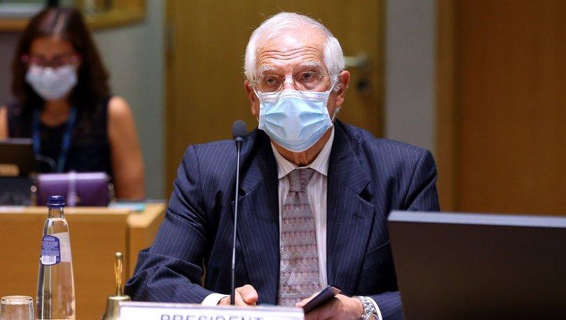 AB Yüksek Temsilcisi Josep Borrell koronavirüs şüphesiyle karantinada! - Haberler
