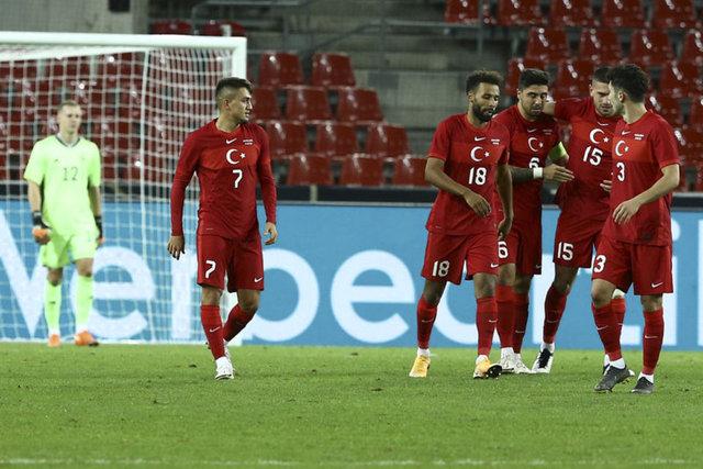 Türkiye Sırbistan maçı saat, kaçta hangi kanalda? Milli maç ne zaman? İşte muhtemel 11'ler