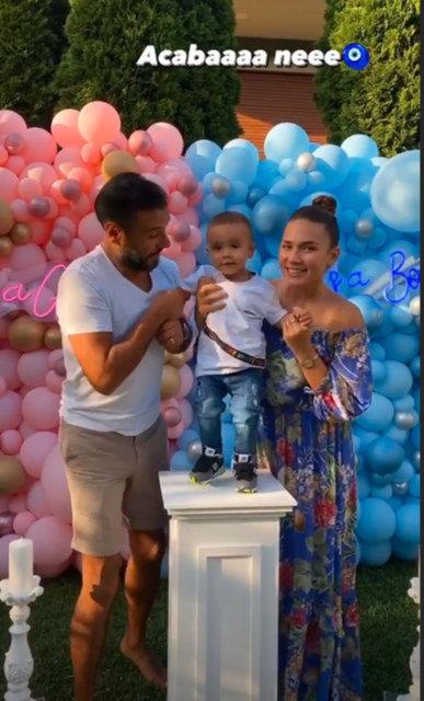 Alişan-Buse Varol çifti bebeklerinin ismini açıkladı - Magazin haberleri