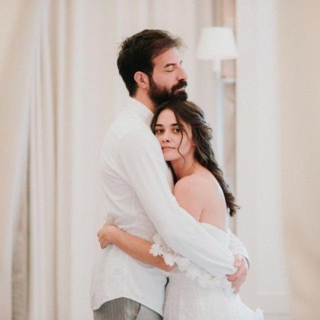 Hande Soral-İsmail Demirci çiftinden evlilik yıl dönümü paylaşımı - Magazin haberleri