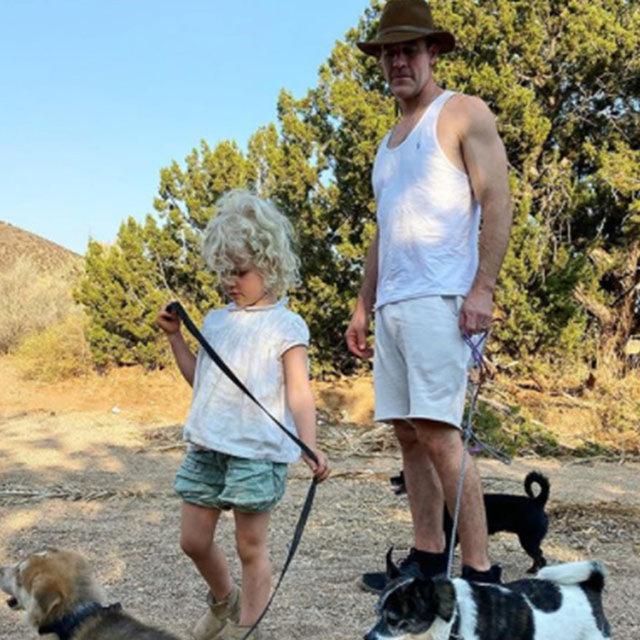 James Van Der Beek ailesiyle yeni bir hayat kurdu - Magazin haberleri