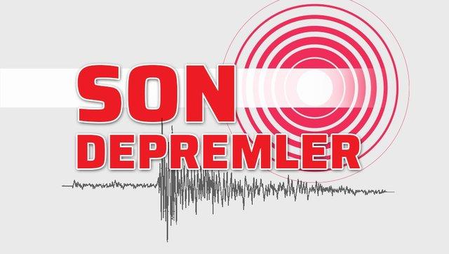 14 Ekim Kandilli Rasathanesi ve AFAD Son depremler listesi - En son nerede deprem oldu?