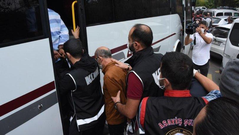 İzmir'de sahte içki operasyonlarında 10 şüpheli tutuklandı