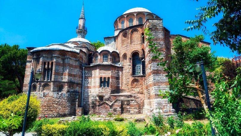 Kariye Camii nerede? Kariye Camii'ye nasıl gidilir?