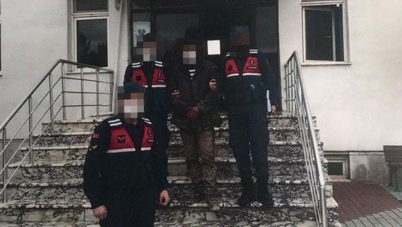 PKK üyesi tarlada çalışırken yakalandı