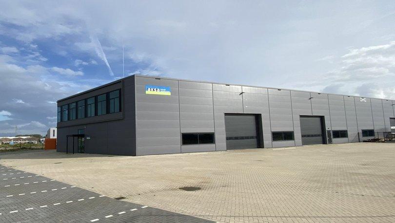 Aksa Jeneratör Hollanda'da tesis açtı