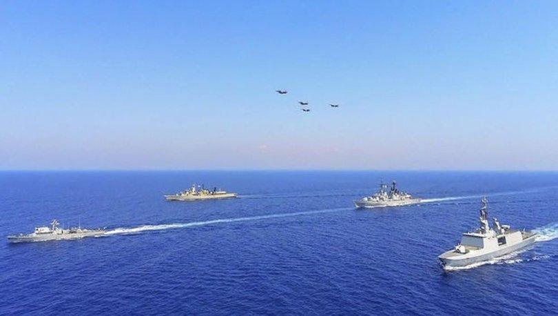 ABD ve Fransa'dan Doğu Akdeniz'de ortak tatbikat - Haberler
