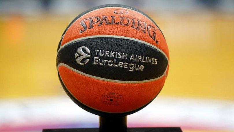 Euroleague'de bir maç daha koronavirüs nedeniyle iptal edildi!