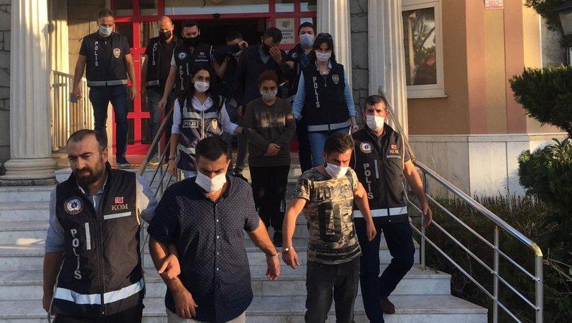 Başkasına ait evi satmaya çalışan 5 kişi tutuklandı - haberler