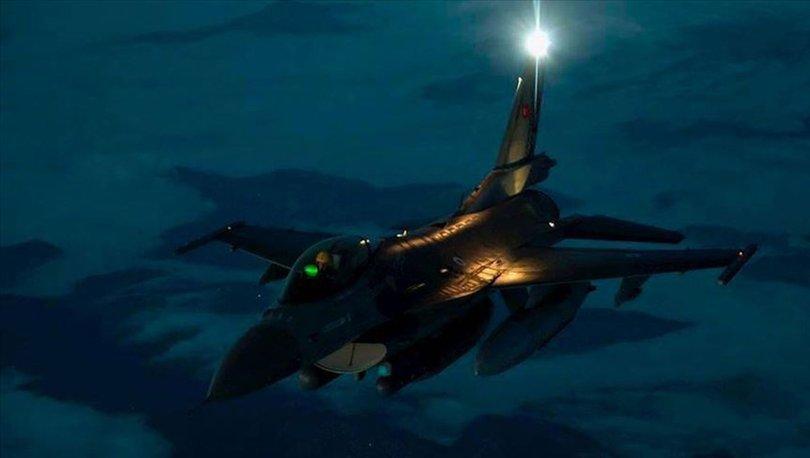 Son dakika! Irak'ın kuzeyine hava harekatı! 5 PKK'lı etkisiz hale getirildi