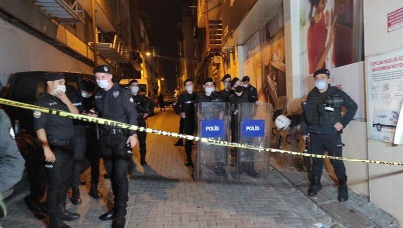 Son dakika! Zeytinburnu'nda polis kavgaya müdahale ederken arbede yaşandı: 1 ölü, 1 yaralı