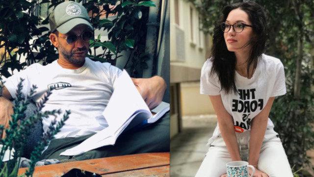 Rıza Kocaoğlu-Hazal Subaşı çiftinden yeni poz - Magazin haberleri