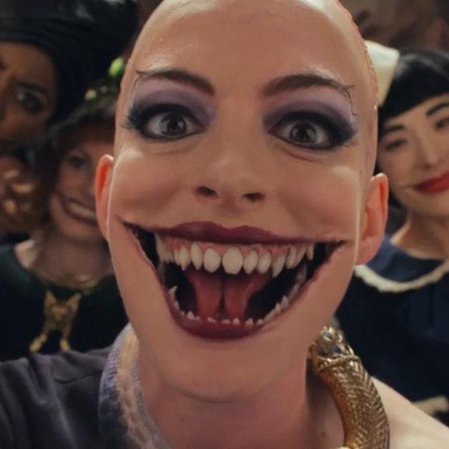 Anne Hathaway, The Witches'ın yeni kamera arkası görüntülerini paylaştı - Magazin haberleri