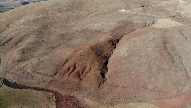 Bayburt´ta fosiller bulunan alan koruma altına alındı