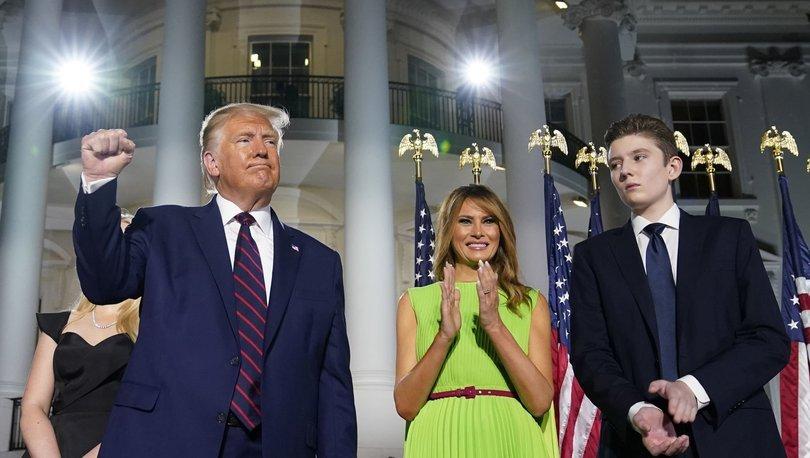 ABD Başkanı Trump'ın eşi First Lady Melania Trump koronavirüs sürecinde yaşadıklarını anlattı! - Haberler