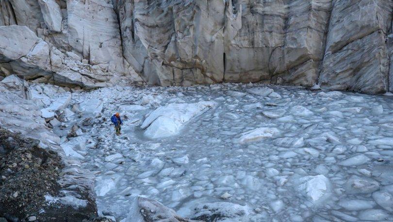 Türkiye'nin en büyük buzulu bu ilimizde!