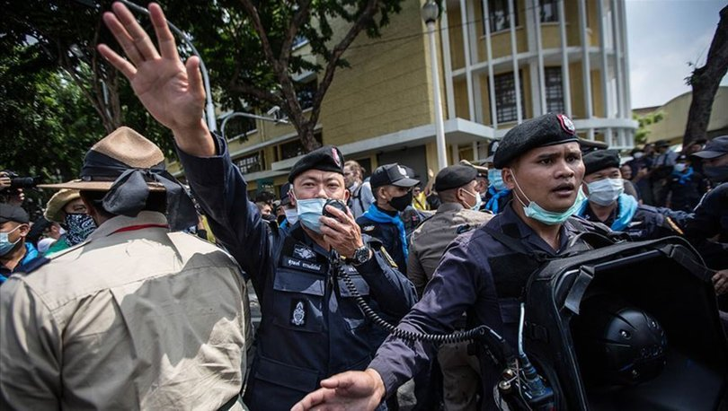 Tayland'daki gösterilerin ardından olağanüstü durum ilan edildi! - Haberler