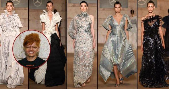 Fashion Week'te moda rüzgarı...