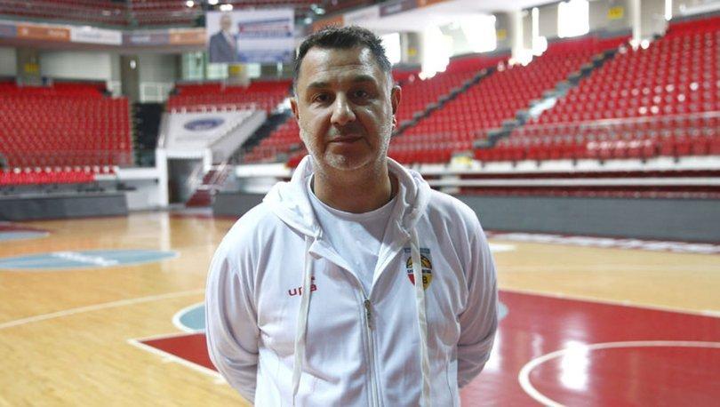Kayseri Basketbol Başantrenörü Ayhan Avcı, takımından umutlu