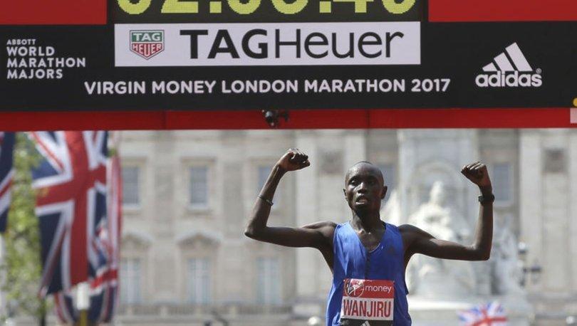 Kenyalı atlet Wanjiru'ya dopingden 4 yıl ceza