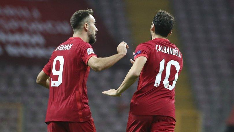 Türkiye'nin UEFA Uluslar Ligi serüveni