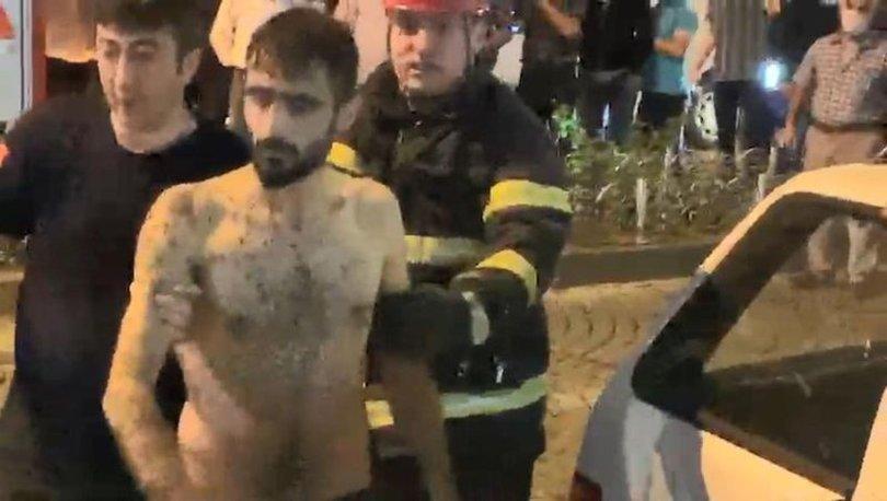 Son dakika! Korkunç olay Rize'de yaşandı! Kaçırılma korkusuyla 1 km rögarda ilerledi - Haberler