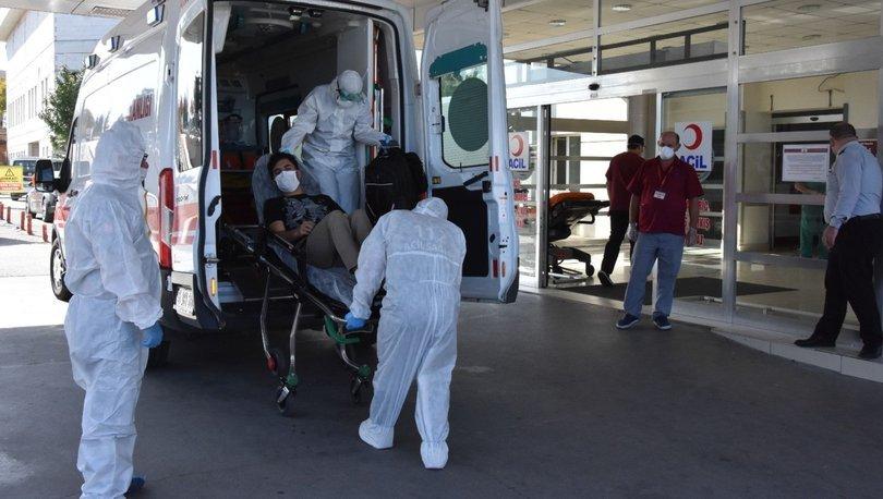 Ülkesinde koronaya yakalanan Afgan doktor Samsun'a getirildi - haberler