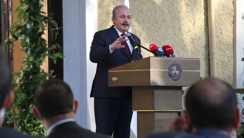 Son dakika: TBMM Başkanı Şentop, Azerbaycan'a gidiyor
