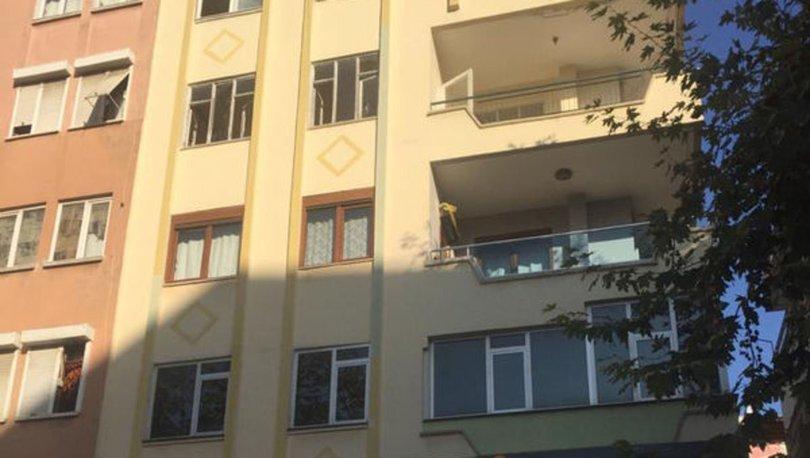 Antalya'da bir apartman dairesinin 4'üncü katındaki dairede patlama oldu