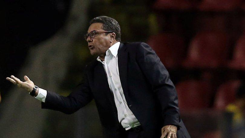Palmeiras'ta Vanderlei Luxemburgo dönemi sona erdi