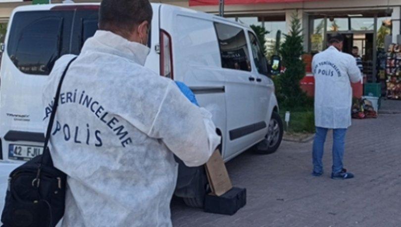 Konya'da genç avukata bıçaklı saldırı
