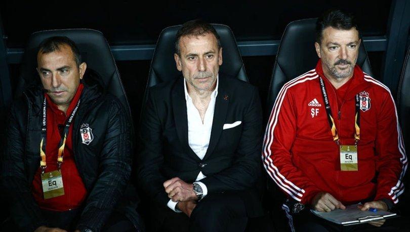 Beşiktaş, Abdullah Avcı'nın ekibine 566 bin TL ödeyecek