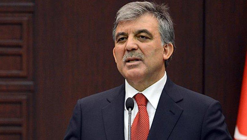 Abdullah Gül: Bugünkü Anayasa Mahkemesi'ne özgürlükçü davrandığı için hücum ediliyor